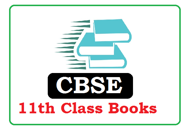 CBSE 11th Class Books 2020 (*All Subject) Pdf Download