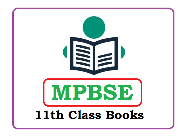 MP Board Books 2020 for Class 11th (*All Subject) Download