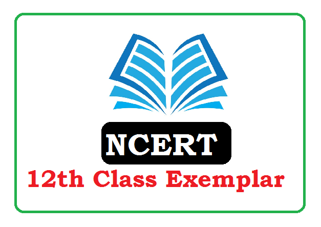 NCERT Class 12 Exemplar 2021 (*All Subject) Pdf Download