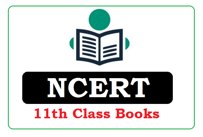 NCERT 11th Class Books 2021 (*All Subject) Pdf Download