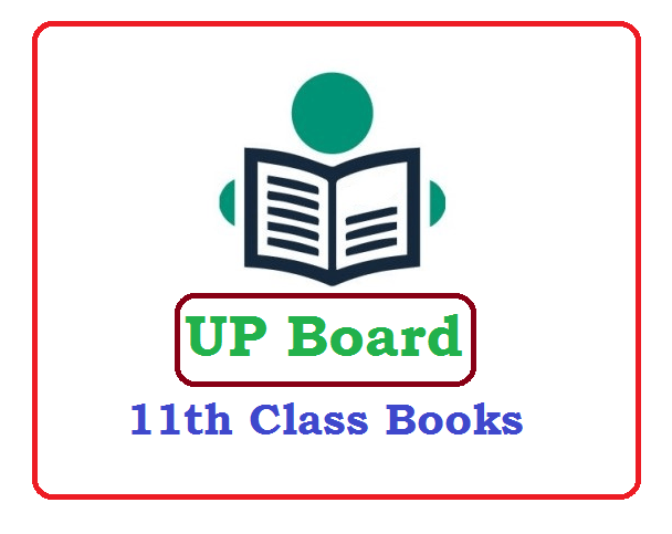 UP Board Books 2020 for 11th Class (*All Subject) Pdf Download